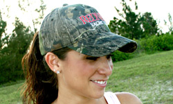 Adjustable Mossy Oak Camo Hats